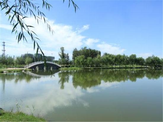 呼和浩特锡林公园:教育主题现代休闲公园