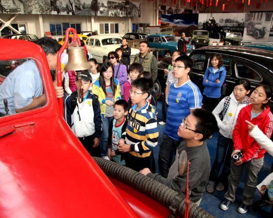 线路十:老爷车博物馆-北京二锅头酒博物馆