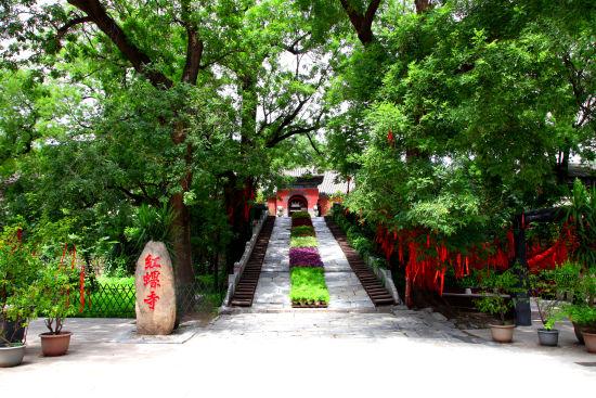 线路六:雁栖湖-神堂峪-红螺寺