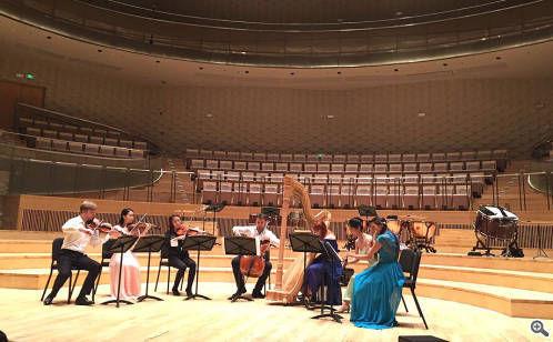 金鸡湖畔苏州交响乐团室内乐音乐会