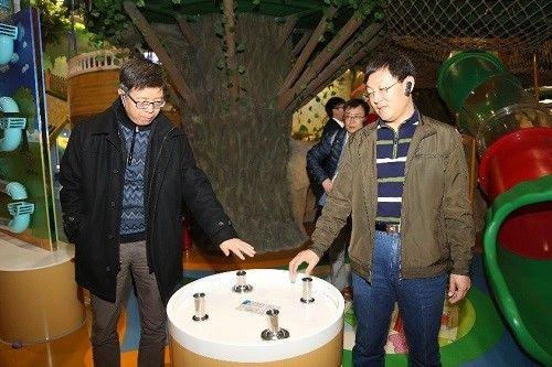 影院专委会2017年度主任工作会在内蒙古科技馆召开