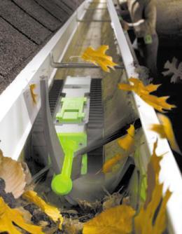 irobot looj水槽清洁机器人,帮助清理庭院排水道中的废积物.