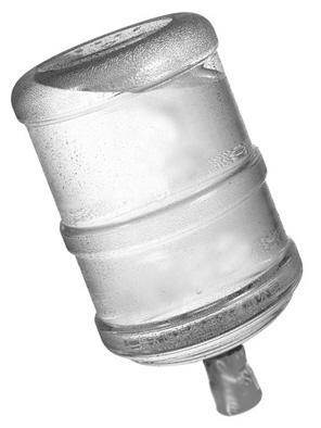 胡古涌泉3加仑桶水是管子灌的
