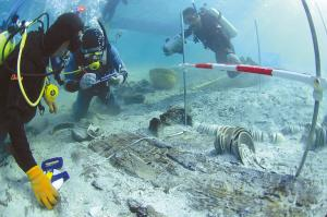 揭秘西沙沉船考古挖掘:还原海上丝路片断