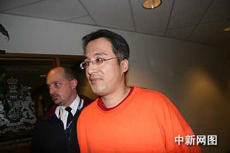 中国银行黑龙江哈尔滨河松街支行前行长高山。(资料图)