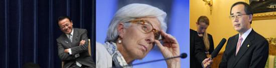 日本开足马力印钞G20集体失语未现批评声