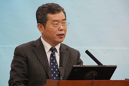 图为社科院副院长李扬(资料图)