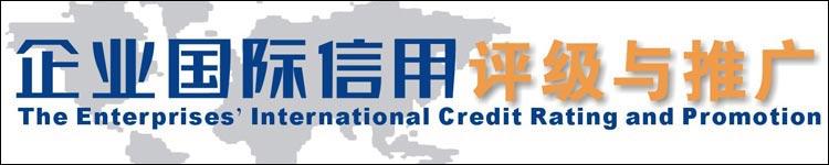 企业国际信用评级与推广