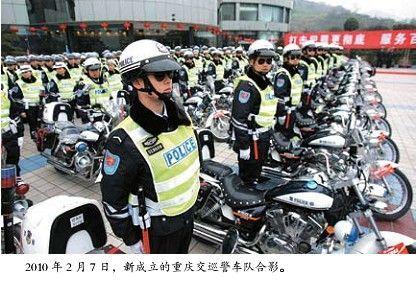 重庆副市长王立军:与黑恶势力斗争20余年(图)