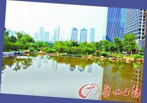 广东省长黄华华创作组诗赞美城市环境变化(组图)