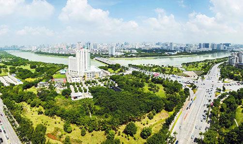 首府再添一张靓丽名片 南宁获国家森林城市称号