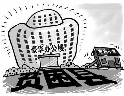 """调查表明94.2%网民感叹政府大楼""""豪华病""""严重"""