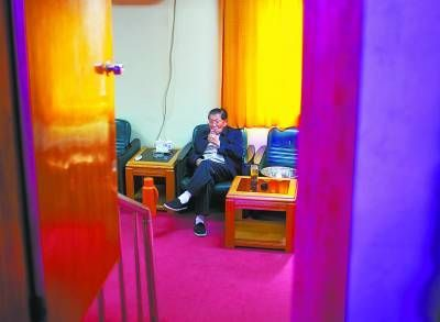 记者直击华西村:部分地方奢华程度超过大城市