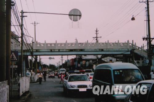 北京老桥沉浮:琉璃厂过街桥 800年老街的纽带