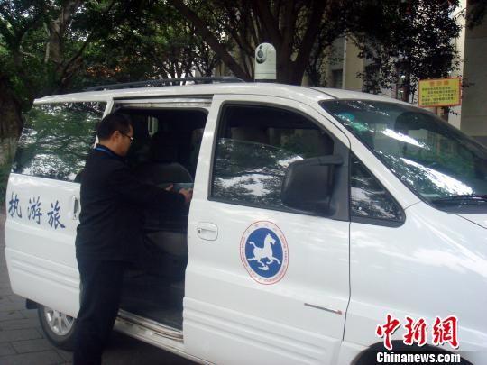 """桂林在全国率先实现旅游""""可视执法"""""""