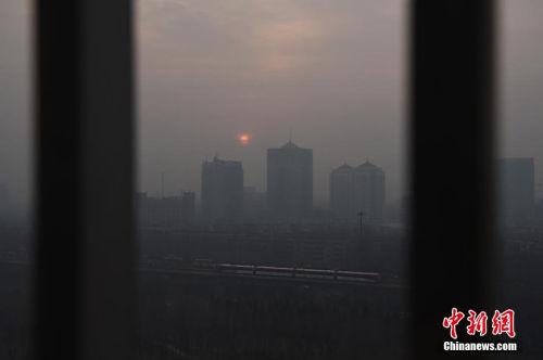 环保部:6月空气最差10城河北占6席 京津均上榜