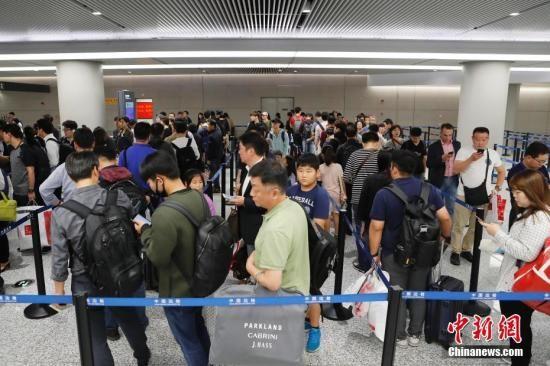 出入境旅游微妙变化 折射中国经济发展成就