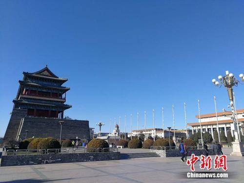 北京市环保局:北京重污染天数五年来减少35天