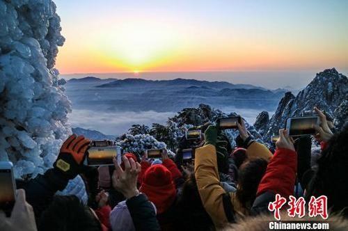 """安徽2017年旅游总收入破6000亿元 国际化成""""标配"""""""