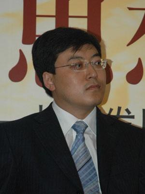 图文:伊利乳业实业集团公司董事长兼总裁潘刚