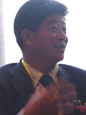 第二届文博会投融资论坛嘉宾张英海