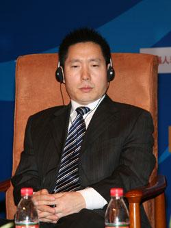 央视广告经济信息中心主任郭振玺