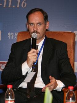 宝洁全球媒体与传播副总裁Bernhard