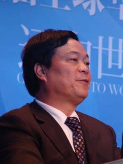 郑永刚:抓住机遇稳健地走向国际