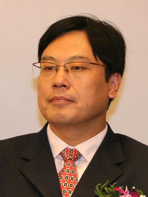 图文:浙江中新力合担保公司董事长陈杭生