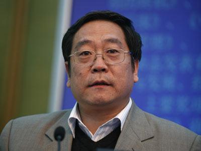 图文:政策研究室主任李朴民