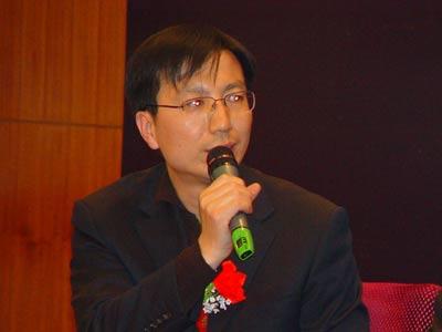 全球品牌国际论坛秘书长匡洪广