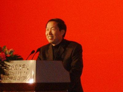 图文:文化部文化市场司司长刘玉珠