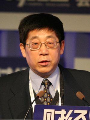 图文:国家开发银行总会计师刘大为
