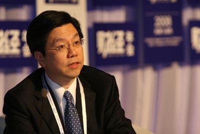 图文:谷歌公司全球副总裁兼大中华区总裁李开复