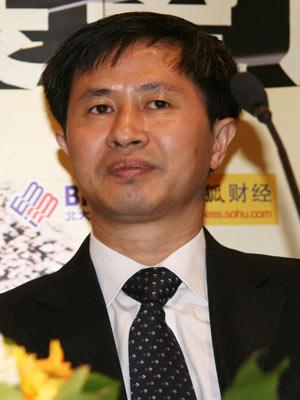 图文:劳动和社会保障部农村社会保险司刘从龙
