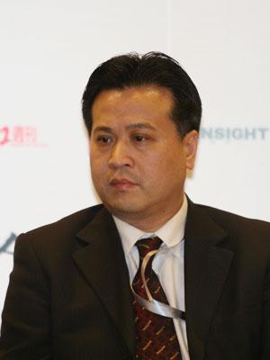 图文:IBF国际品牌联盟中国区首席品牌官梁中国