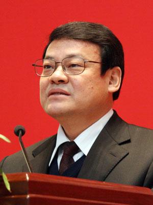 图文:河北省承德市副市长王克发言