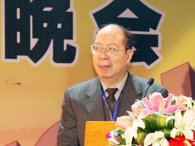 图文:上海社科院文化产业研究中心主任花建