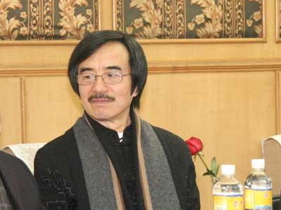 图文:专访著名作家李锐