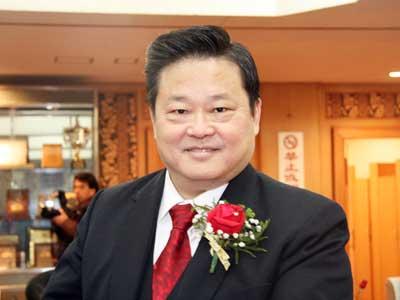图文:3M大中华区常务董事兼总经理余俊雄