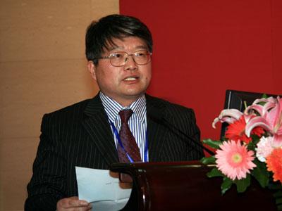 图文:上海交通大学教授陈宪开奖_会议讲座