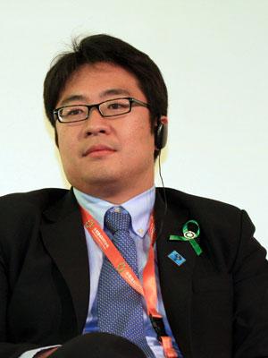 图文:波士顿学院KwangRyu