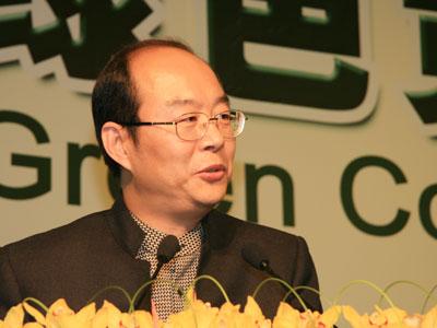 图文:《中国企业家》杂志社社长刘东华