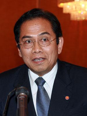 东南亚国家联盟副秘书长尼古拉斯演讲(图)