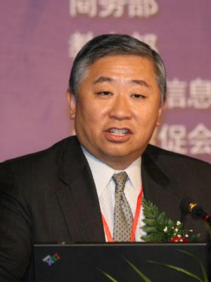 图文:贝恩投资亚洲有限公司董事总经理竺稼