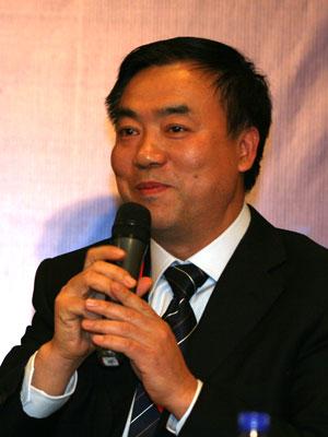 图文:五星电器集团公司董事长汪建国