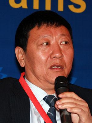 图文:蒙牛乳业股份有限公司董事长牛根生