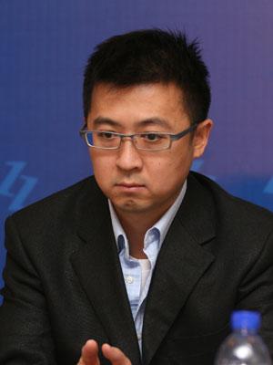 图文:经纬创投中国基金管理合伙人张颖