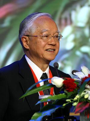 图文:国务院发展研究中心高级研究员吴敬琏