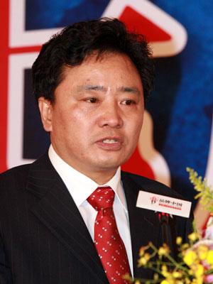 青岛啤酒董事长金志国